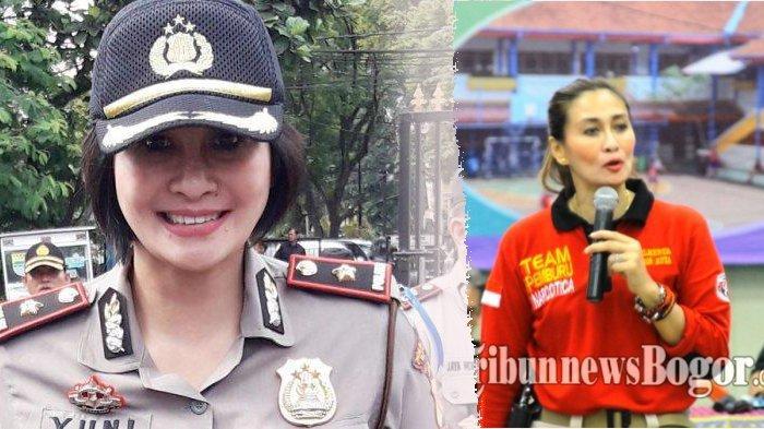 Yuni Purwanti Kusuma Dewi, Kapolsek Berpangkat Kompol Yang Diamankan Propam Bersama 11 Anggota