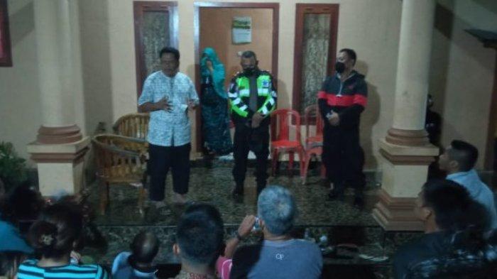 Jaga Kondusifitas, Polsek Pinolosian Kunjungi Semua Desa yang Bakal Lakukan Pilsang