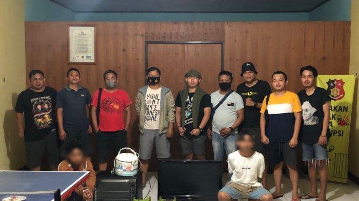 Polsek Urban Kotamobagu Berhasil Menangkap Pelaku Pencurian di Mogolaing