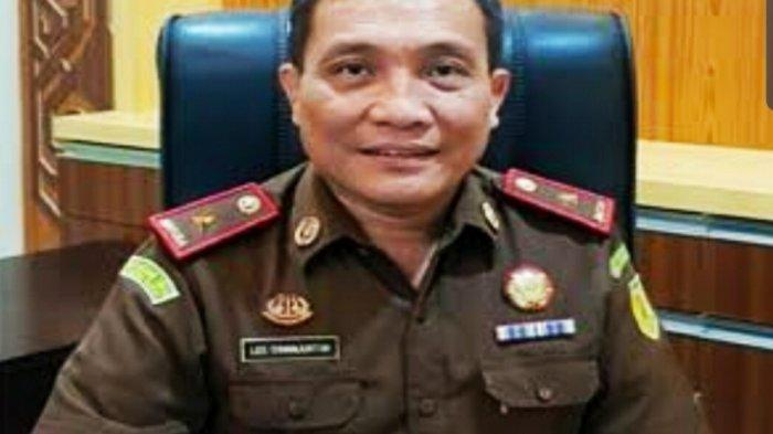 Kapuspenkum Kejagung RI Leonard Eben Ezer Simanjuntak SH., MH.