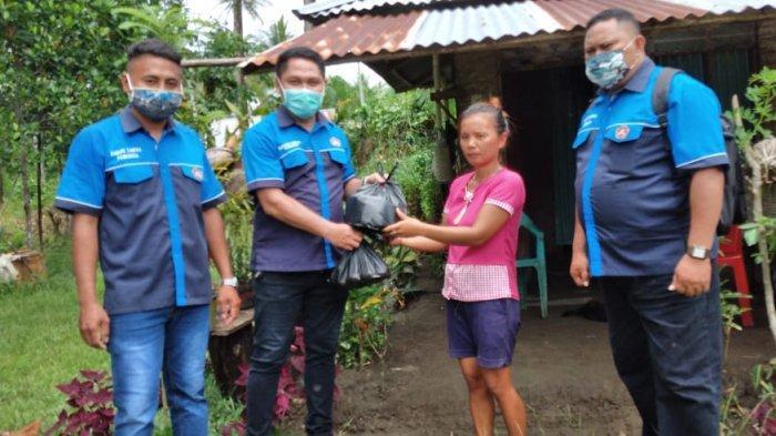 Karang Taruna Kabupaten Kepulauan Talaud Gelar Bakti Sosial