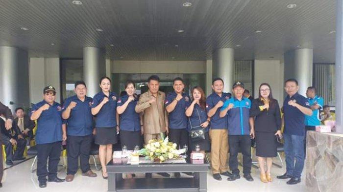 Momen Sumpah Pemuda, KT Minsel Apresiasi Paruntu-Wongkar