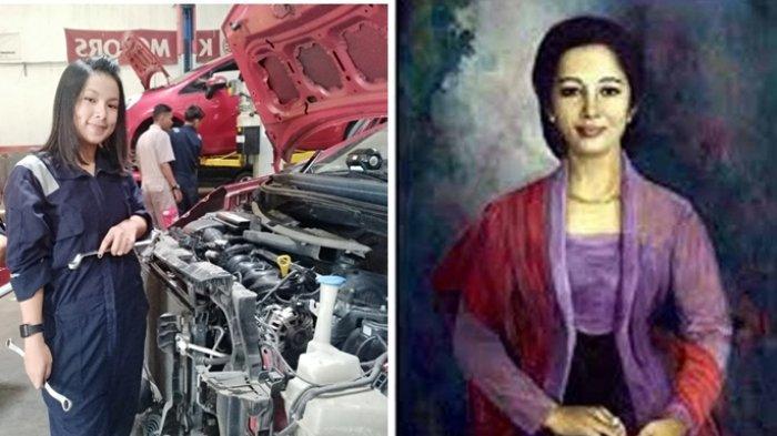 6 POPULER SEPEKAN, Istri Presiden Orang Sulut hingga Cewek Cantik Cita-cita Jadi Montir