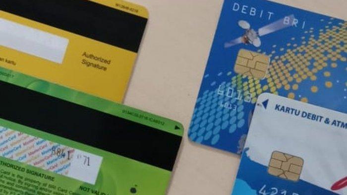 Kartu ATM akan Diblokir Buruan Ganti yang Baru, Ini Ciri-ciri Kartu yang Bakal Diblokir
