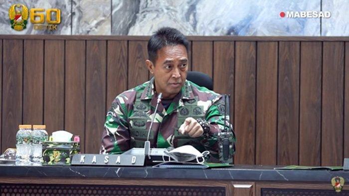 KSAD Jenderal Andika Perkasa Dinilai Calon Kuat Jadi Panglima TNI, Begini Tanggapan Pengamat Militer