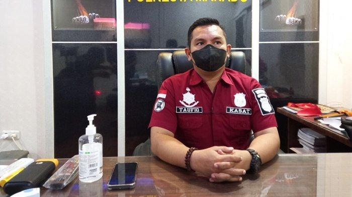 Polresta Manado Amankan Tiga Pelaku Pengrusakan Kekerasan dan Pengancaman