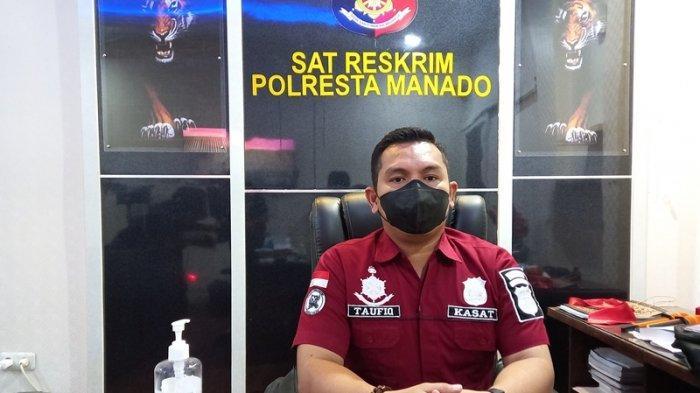 Penjelasan Kasat Reskrim Polresta Manado Taufiq Arifin Terkait Penangkapan Seorang Kakek di Winangun
