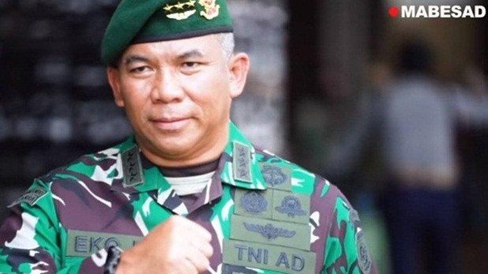 Masih Ingat Letjen Eko Margiyono? Namanya Muncul di Bursa Calon Panglima TNI, Belum Pernah KSAD