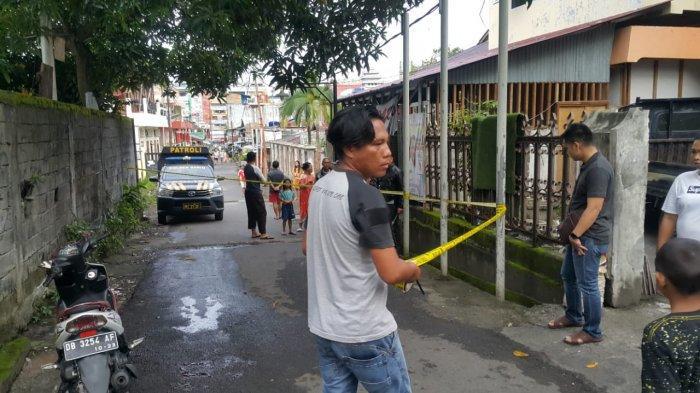 Kembali Terjadi Pembunuhan di Manado, Baharudin Tewas Kena Dua Tikaman di Tangan dan Dada