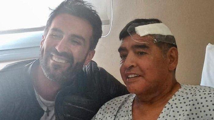 Sosok Psikiater Pribadi Juga Dicurigai Jadi Tersangka atas Meninggalnya Maradona, Percakapan Bocor