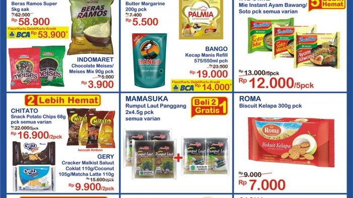 Promo Indomaret Terbaru 19 Februari 2021, Diskon Harga Minyak Goreng Susu Beras, Cek Katalog di Sini