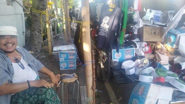 Kaus Bergambar Habib Rizieq Slogan Revolusi Akhlak Laris Manis, Ribuan Orang Dagang Laku Semua