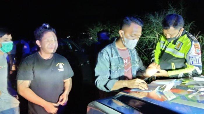Polisi Gagalkan Peredaran Miras dan Aksi Balap Liar di Bitung