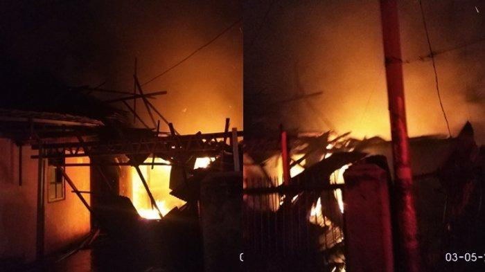 5 Fakta Kebakaran di Dendengan Luar Manado, Korban: Cepat Sekali Apinya