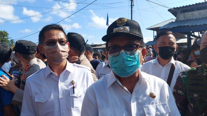 Update, Wali Kota Bitung Kena Covid-19, Satgas Curiga Tertular di Rumah Dinas