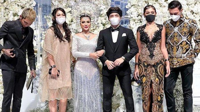Sosok Vincent Verhaag, Temani Jessica Iskandar di Pernikahan Aurel Atta, Ini Profil Lengkapnya