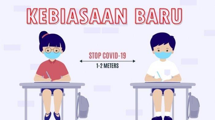 36 Gambar Edukasi New Normal di Tengah Pandemi Virus Corona, Poster Ini Cocok Dibagikan ke Medsos