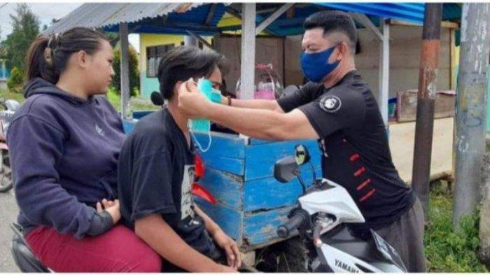 Kecamatan Tutuyan Gencar Lakukan Pencegahan Penyebaran Covid-19
