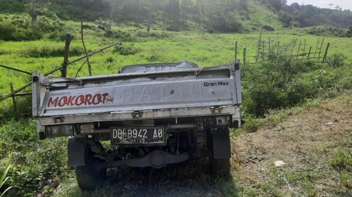 Polisi Pastikan Tak Ada Korban Jiwa Saat Lakalantas di Kabupaten Bolmong