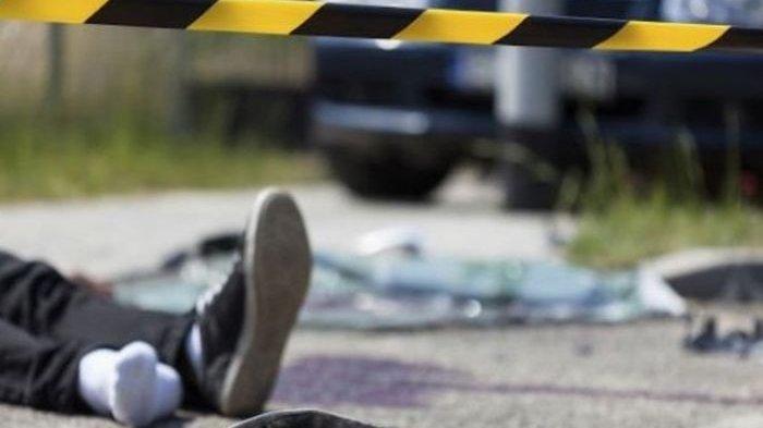 Kecelakaan Maut, Diserempet Jatuh dan Terseret, Komang Tewas di Tempat, Pelaku Langsung Kabur