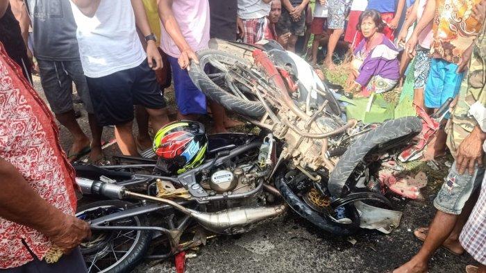 Update Kecelakaan Maut di Bolmong, Pelajar dalam Perjalanan ke Sekolah, Sahabatnya Tulis Ini