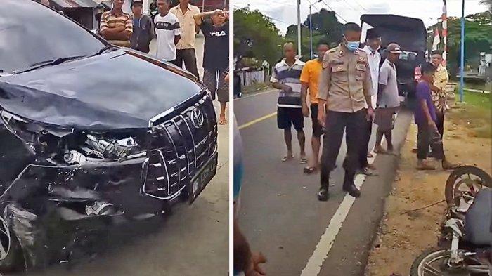 Kecelakaan Lalu Lintas Terjadi di Bolmut, Satu Pengendara Sepeda Motor Dibawa ke Rumah Sakit