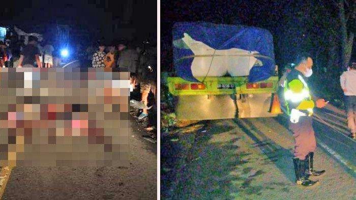6 FAKTA Kecelakaan Maut di Bitung, 1 Sepeda Motor Bonceng 4, Pemerintah Kota Berdukacita