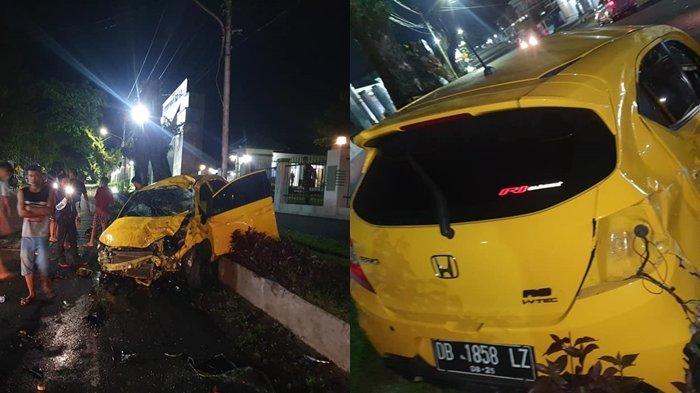 Kecelakaan Maut Baru Saja Terjadi di Manado, Kabarnya Korban yang Meninggal Anggota DPRD Kota Manado