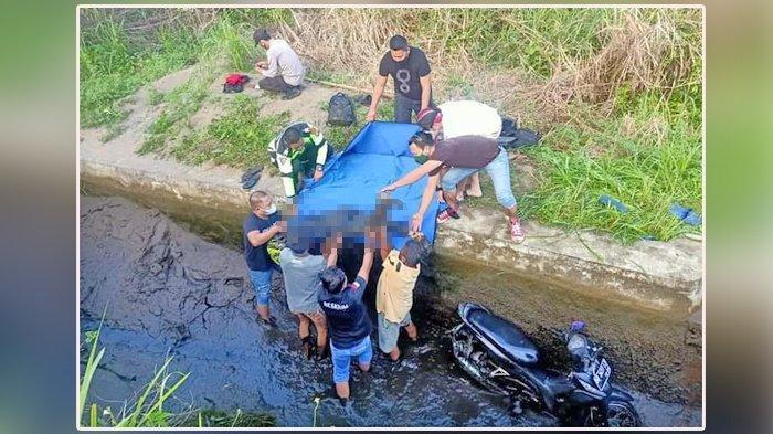 Kronologis Kecelakaan Maut di Tikungan Tajam Jalan Soekarno Minut, Seorang Mahasiswa Meninggal