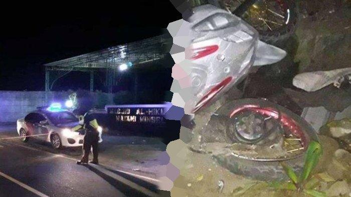 Fakta-fakta Kecelakaan Maut di Minsel Libatkan Mobil Dinas Innova vs Mio, 2 Bocah Terlempar, 1 Tewas