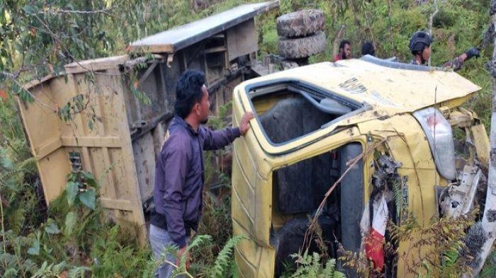 Sertu Heri Susanto dan Pratu Jhan Risky Pratama Purbatua Tewas Kecelakaan di Papua, Ini Kronologinya