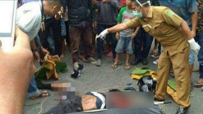 Kecelakaan Maut Motor Berboncengan 4 Masuk Tebing Menurun hingga Tabrak Rumah, 3 Orang Tewas