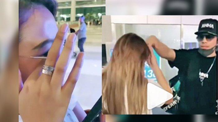 VIDEO Aurel Hermansyah Putri Ashanty Mencium Tangan Atta Halilintar Sebagai Salam Perpisahan
