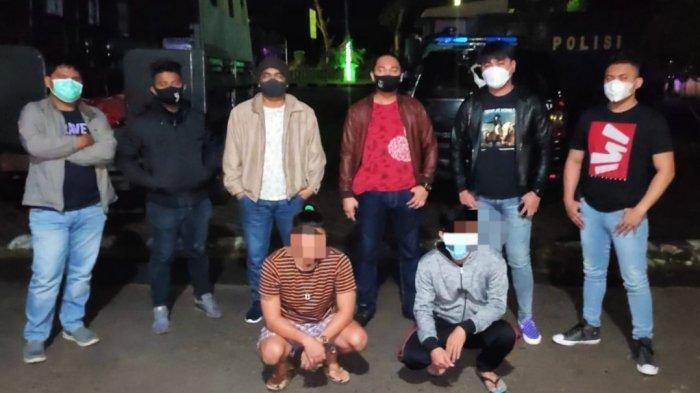 Tegur dan Tampar Tamu yang Mabuk, Tuan Rumah Ditangkap Tim Totosik Polres Tomohon