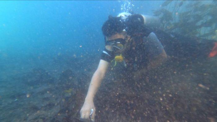 Hari Lingkungan Hidup, Wou Adventure Bersihkan Mata Air Uluna Tondano Minahasa