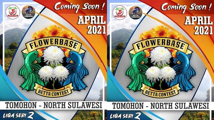 25 April, Kota Tomohon Gelar Kontes Ikan Cupang