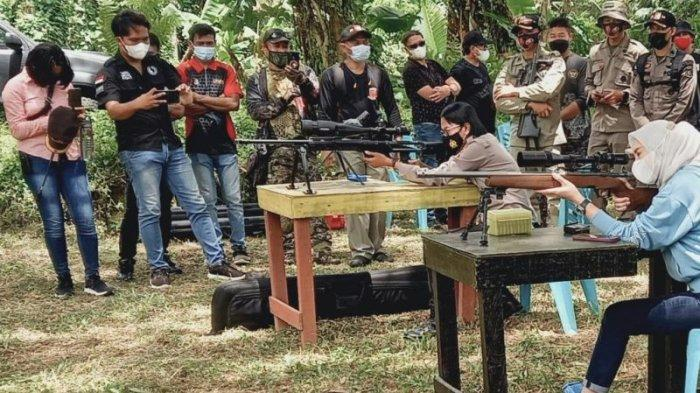 Perbakin Sulut Gelar Fun Game Menembak, Belajar Penguasaan Senjata
