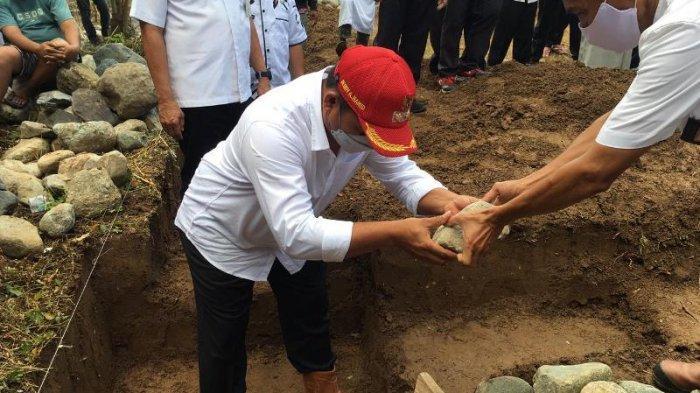 Ponpes Cabang Tembora dari Jawa Timur, Mulai Dibangun di Kabupaten Bolsel