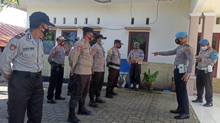 Propam Bolsel Tak Main-main Dalam Penegakan Disiplin kepada Anggota Kepolisian