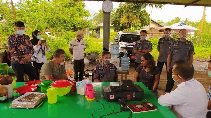 Rapat Tim Pengawasan Orang Asing di Kotamobagu, Teddy Makalalag: Jangan Ada Kegiatan Ilegal