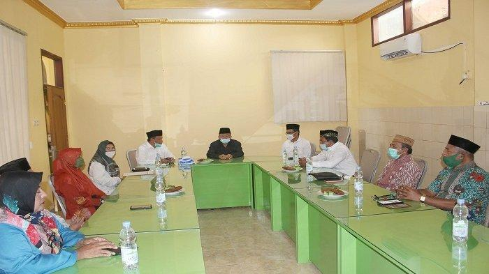 kegiatan silahturahmi yang bertempat di Sekretariat MUI