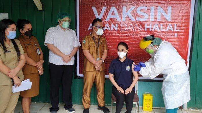Pembayaran Insentif Bagi Vaksinator di Sitaro Segera Berproses