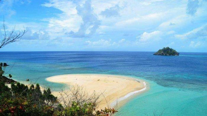 Surga Sport Fishing di Laut Perbatasan Filipina, Pulau Mahoro Menyimpan Biota Langka