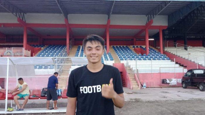 Keinginan Kiper Borneo FC Gianluca Bela Tim Sulut di PON Papua 2020
