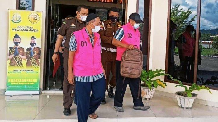 Kejari Bolmut Tahan 3 Tersangka Dugaan Kasus Korupsi TPA Inomunga