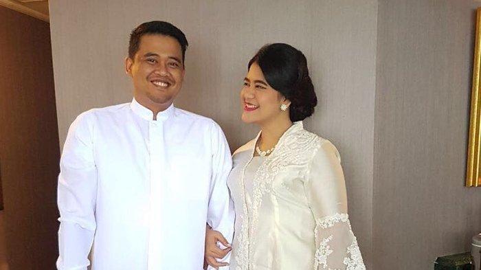 Bobby Nasution dan Kahiyang Ayu