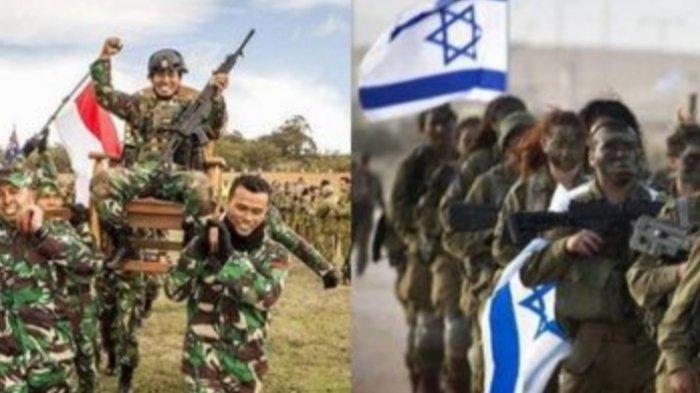 Militer Indonesia Kalahkan Israel, Merah Putih Miliki Keunggulan Tersendiri