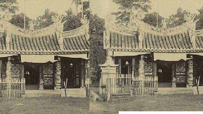 Tembak Meriam VOC Dari Kelenteng Ban Hin Kiong, Tradisi Unik Malam Imlek di Manado Zaman Lampau