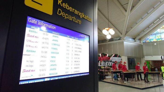Promosikan Pariwisata Sulut, Fantastic Primavista Mainkan Kolintang di Bandara Sam Ratulangi