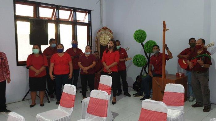 Mengenal Kelompok Musik Orkes Harmoni yang Tampil Mengisi Acara Paripurna DPRD HUT Sitaro
